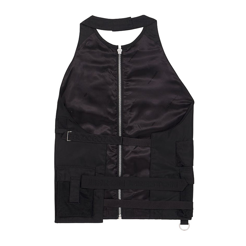 NYLON POCKETS VEST