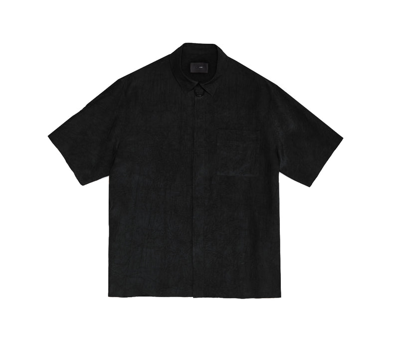 S/S Button Shirt