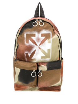 STENCIL CAMO BACKPACK