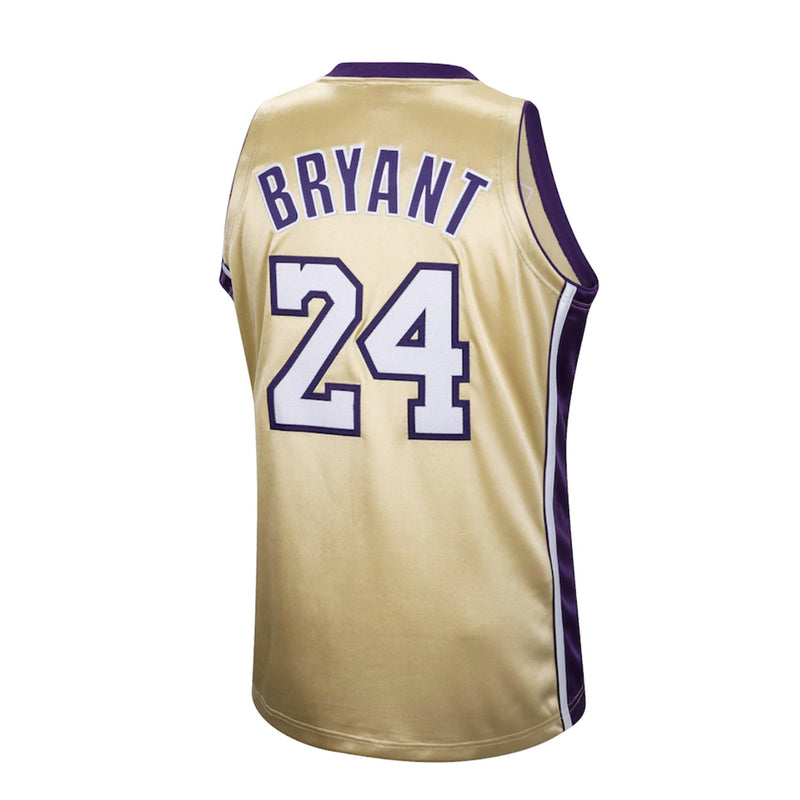Kobe Bryant Hall of Fame Lakers Authentic Jersey