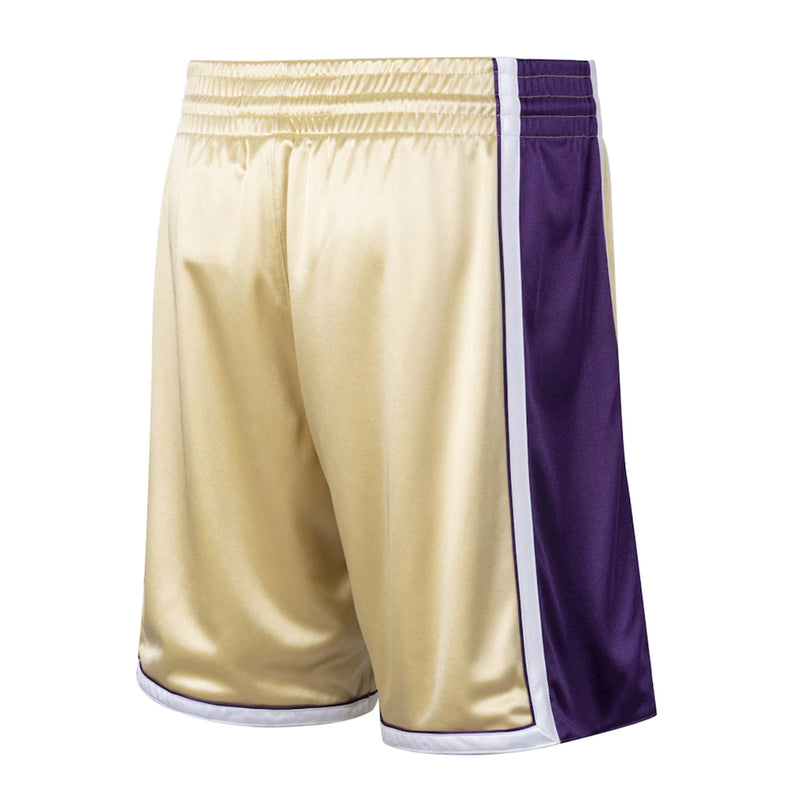 Kobe Bryant Hall of Fame Lakers Authentic Shorts