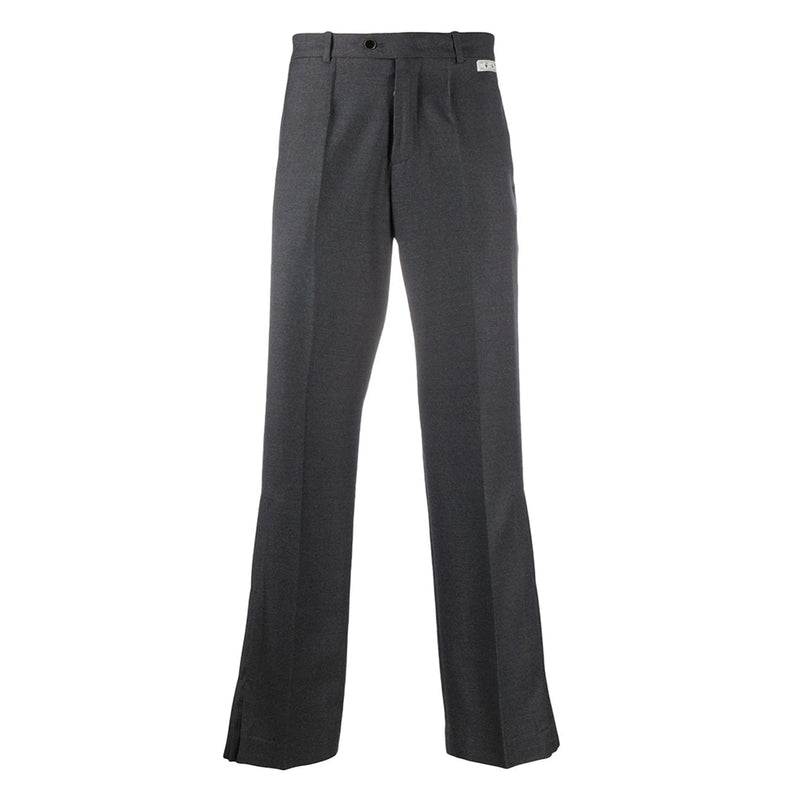 PLEATED FLARE TAILORED PANT