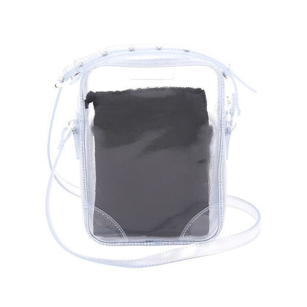SMALL SHOULDER BAG (PVC)