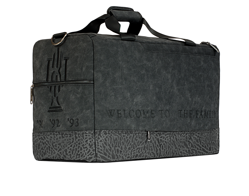 Limited Edition Trophy Room x Private Label Duffle Bag (Numbered)