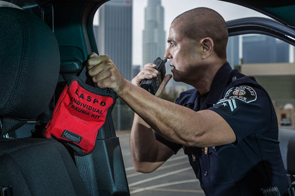A Case for Saving Lives: LASPD TCCC Pouch by Maxpedition