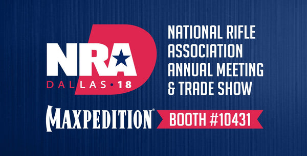 Meet Maxpedition at NRAAM in Dallas