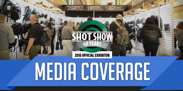 SHOT Show 2018 Media Coverage
