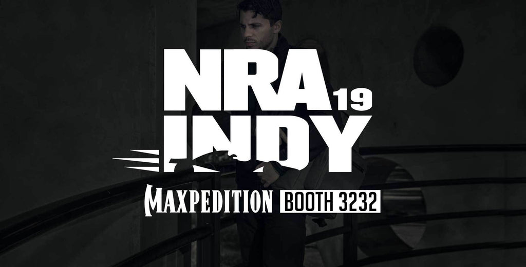 MAXPEDITION at 2019 NRA Annual Meeting