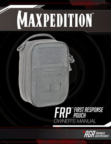 FRP- First Response Pouch - Maxpedition