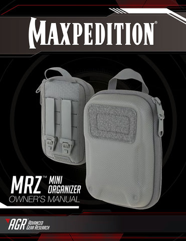 MRZ-Owner's Manual Maxpedition
