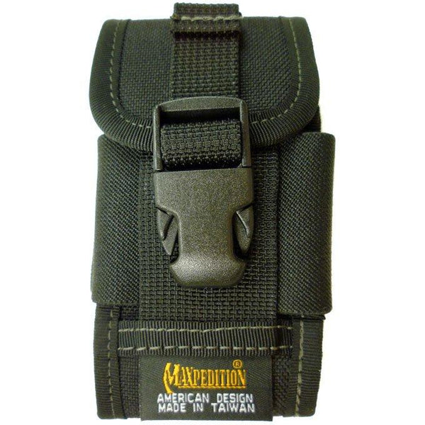 Clip-On PDA Phone Holster -Maxpedition-Military, CCW, EDC, Tactical, Everyday Carry, Outdoors, Nature, Hiking, Camping, Police Officer, EMT, Firefighter,Bushcraft, Gear