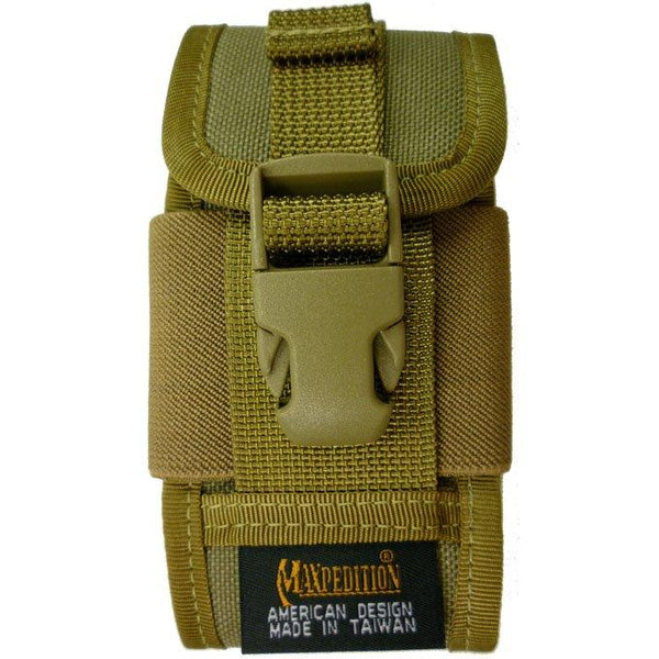 Clip-On PDA Phone Holster Maxpedition-Military, CCW, EDC, Tactical, Everyday Carry, Outdoors, Nature, Hiking, Camping, Police Officer, EMT, Firefighter,Bushcraft, Gear