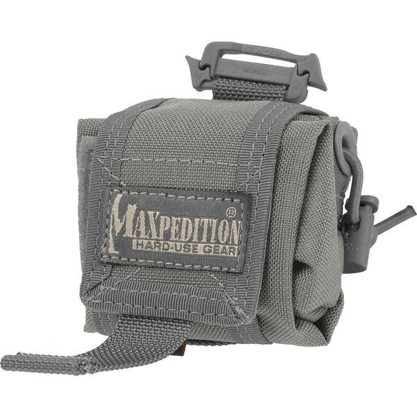 MINI ROLLY POLLY FOLDING POUCH - MAXPEDITION, CCW, Tactical Gear, Outdoor, Hiking, Camping, Nature , Travel Gear,