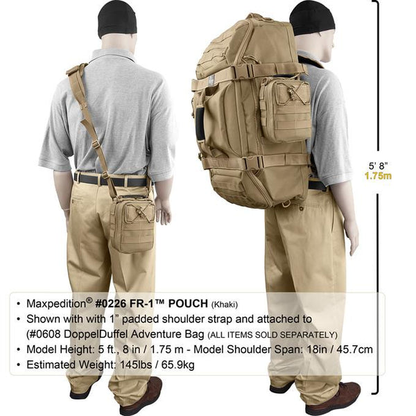 FR-1 MEDICAL POUCH - MAXPEDITION