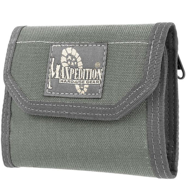 C.M.C WALLET - MAXPEDITION,Maxpedition-Military, CCW, EDC, Tactical, Everyday Carry, Outdoors, Nature, Hiking, Camping, Police Officer, EMT, Firefighter,Bushcraft, Gear