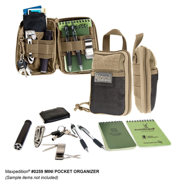 MINI POCKET ORGANIZER - MAXPEDITION