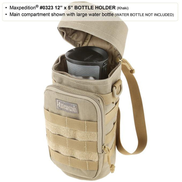 "12"" X 5"" BOTTLE HOLDER - MAXPEDITION"