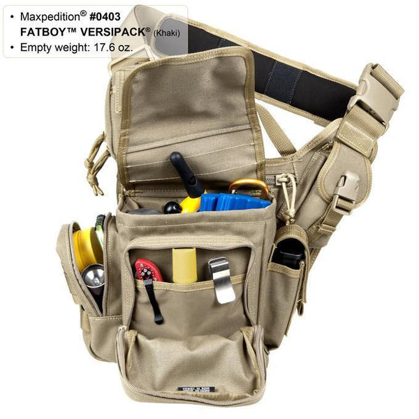 FATBOY VERSIPACK - MAXPEDITION