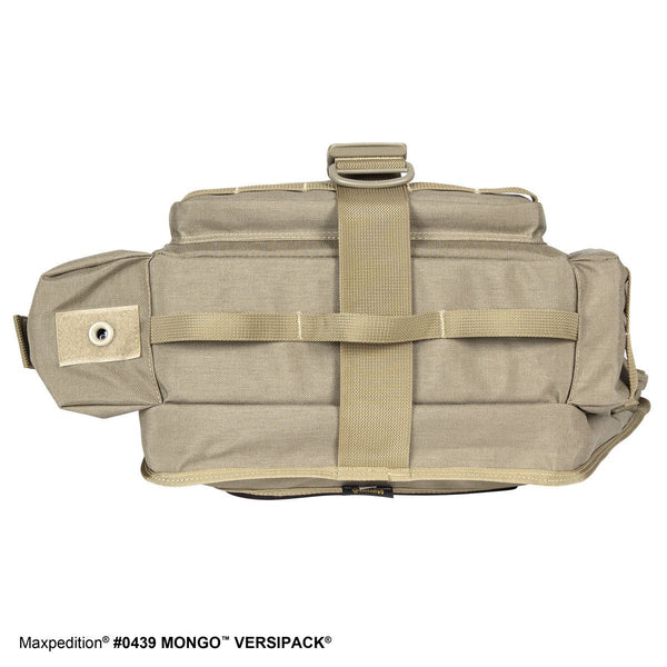 Mongo Versipack- Maxpedition, Military, CCW, EDC, Everyday Carry, Outdoors, Nature, Hiking, Camping, Police Officer, EMT, Firefighter, Bushcraft, Gear, Travel, Urban.