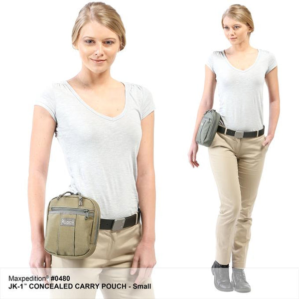 JK-1 CONCEALED CARRY POUCH (SMALL) - MAXPEDITION