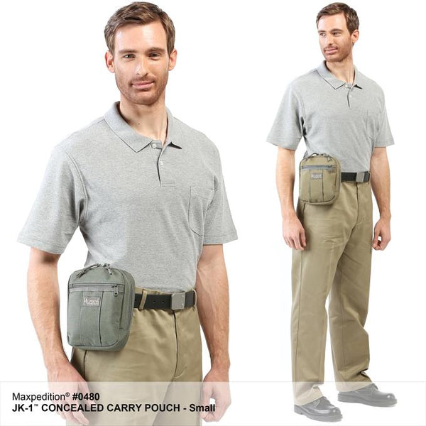 JK-1 Concealed Carry Pouch (Small)