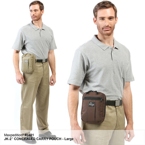 JK-2 CONCEALED CARRY POUCH (MEDIUM) - MAXPEDITION