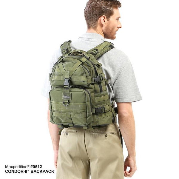 CONDOR-II BACKPACK - MAXPEDITION