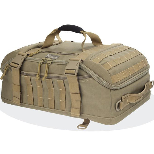 Fliegerduffel Adventure Bag (BFCM Sale. Buy-1-Get-1-Free. Add multiples of 2 to qualify. Final Sale.)