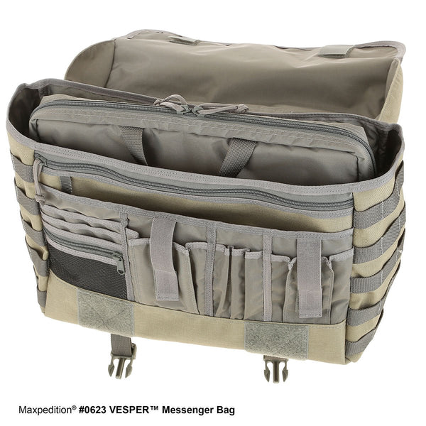 VESPER LAPTOP MESSENGER BAG - MAXPEDITION, Everyday Carry, EDC, Backpack, Tactical Gear, Law Enforcement, Police Gear, EMT, Tactical, Hiking, Camping, Outdoor, Essentials, Guns, Travel, Adventure, range.