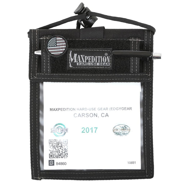 Traveler Badge / Passport Holder
