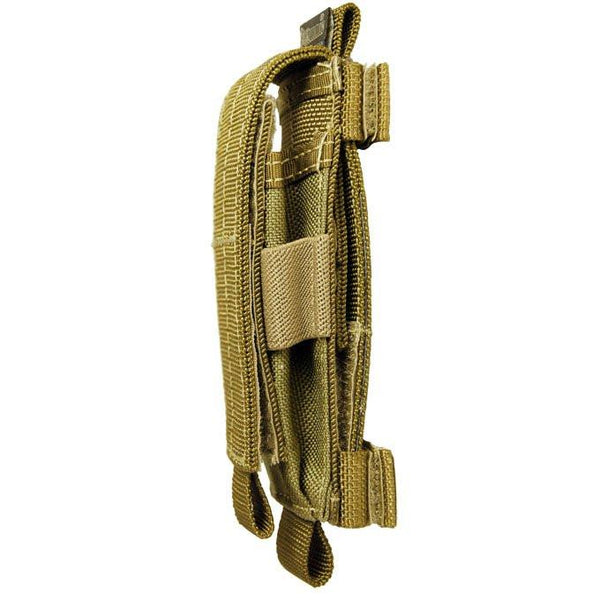 Single Sheath- Maxpedition, Velcro, Secure, Adjustable, Holder, Tactical, Adventure, Outdoor Gear, Military, CCW, EDC, Everyday Carry, Outdoors, Nature, Hiking, Camping, Police Officer, EMT, Firefighter, Bushcraft, Gear, Travel.