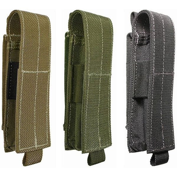 "5"" Flashlight Sheath- Maxpedition, Velcro, Secure, Adjustable, Holder, Tactical, Adventure, Outdoor Gear"