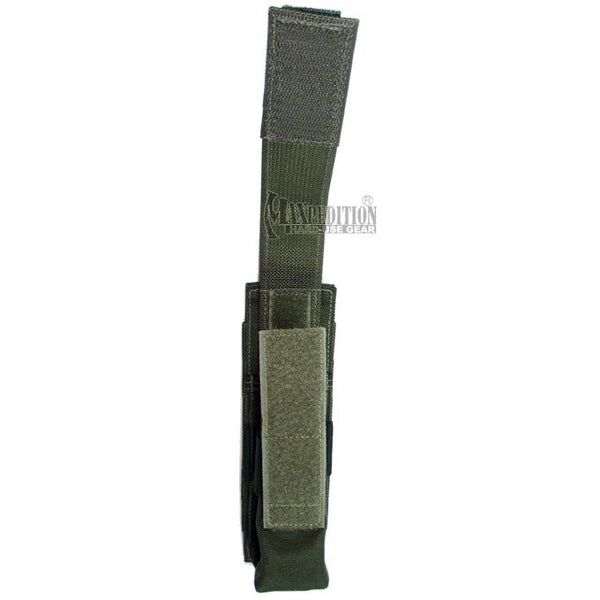 "21"" EXPANDABLE BATON SHEATH - MAXPEDITION,Military, CCW, EDC, Tactical, Everyday Carry, Outdoors, Nature, Hiking, Camping, Bushcraft, Gear"