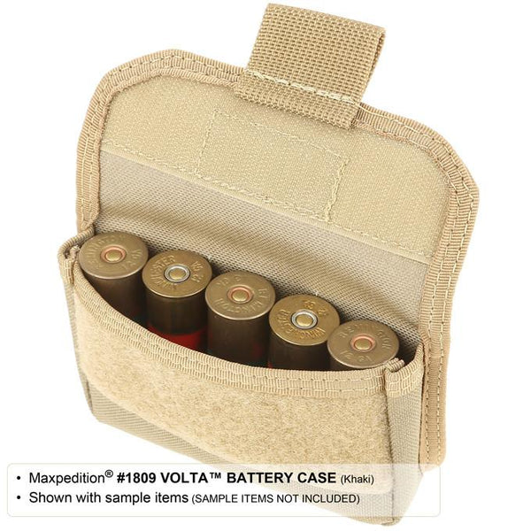 Volta Battery Pouch - MAXPEDITION, EDC, Everyday Carry, CCW, Tactical Gear, Pouch, Essential, First Aid Kit