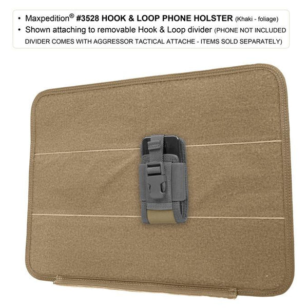 HOOK & LOOP PHONE HOLSTER INSERT - MAXPEDITION