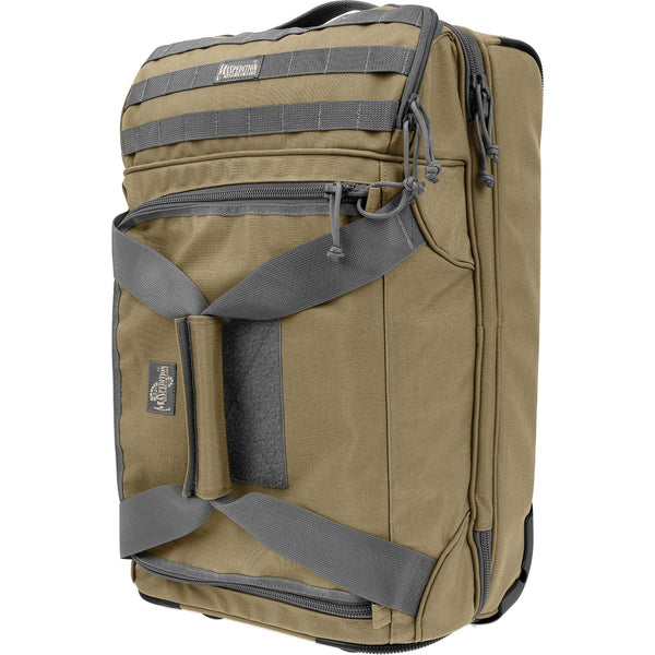 Tactical Rolling Carry-On Luggage
