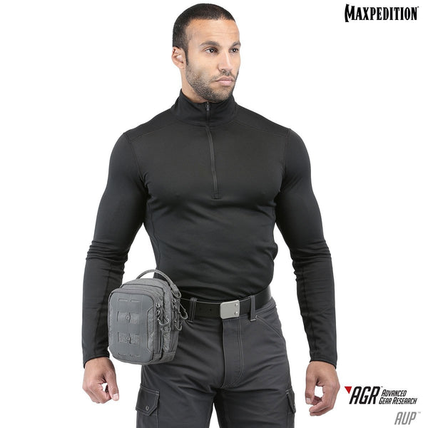 The AUP Accordion Utility Pouch is used by tactical professionals worldwide.