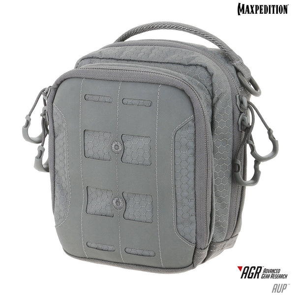 Maxpedition AUP Accordion Utility Pouch Military, CCW, EDC, Tactical, Everyday Carry, Outdoors, Nature, Hiking, Camping, Police Officer, EMT, Firefighter,Bushcraft, Gear