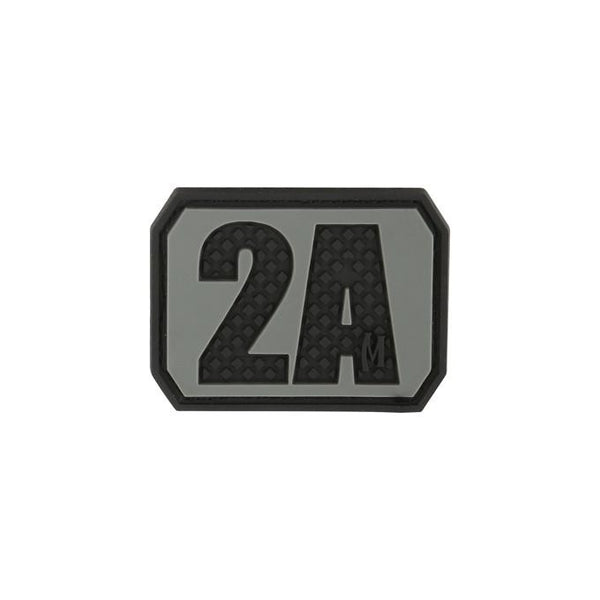 2A PATCH - MAXPEDITION, Patches, Military, CCW, EDC, Tactical, Everyday Carry, Outdoors, Nature, Hiking, Camping, Bushcraft, Gear, Police Gear, Law Enforcement