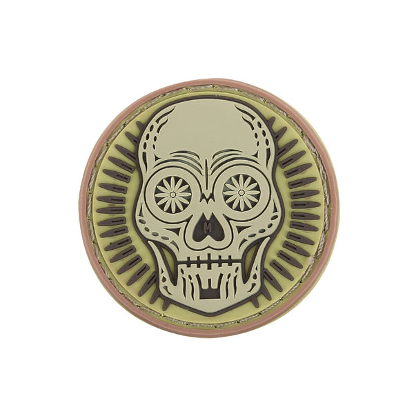 Calavera Morale Patch