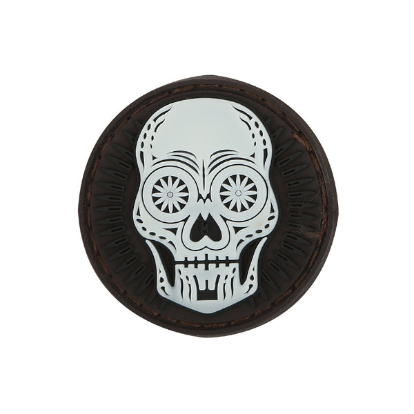 Calavera Morale Patch (20% Off Morale Patch. All Sales are Final)