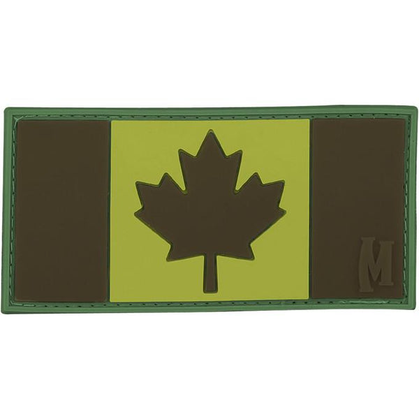 CANADA FLAG PATCH - MAXPEDITION, Patches, Military, CCW, EDC, Tactical, Everyday Carry, Outdoors, Nature, Hiking, Camping, Bushcraft, Gear, Police Gear, Law Enforcement