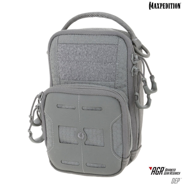 DEP Daily Essentials Pouch - Maxpedition, Military, CCW, EDC, Tactical, Everyday Carry, Outdoors, Nature, Hiking, Camping, Police Officer, EMT, Firefighter, Bushcraft, Gear.