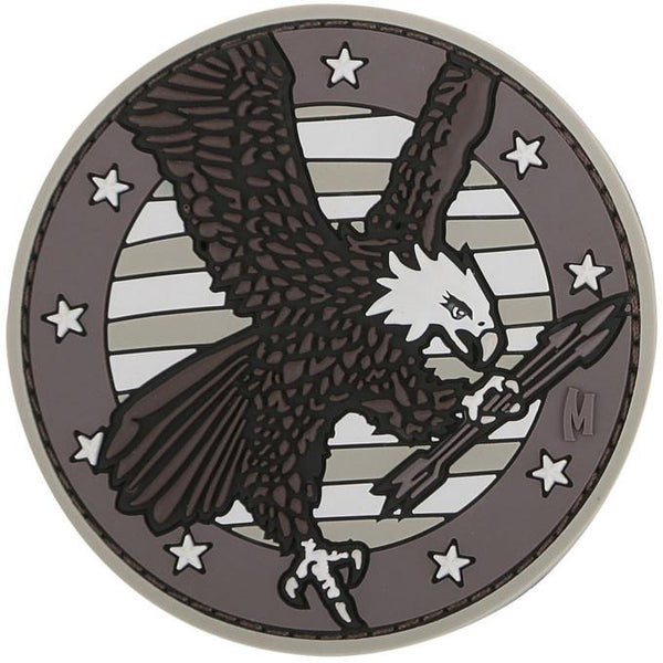 AMERICAN EAGLE PATCH - MAXPEDITION, Patches, Military, CCW, EDC, Tactical, Everyday Carry, Outdoors, Nature, Hiking, Camping, Bushcraft, Gear, Police Gear, Law Enforcement