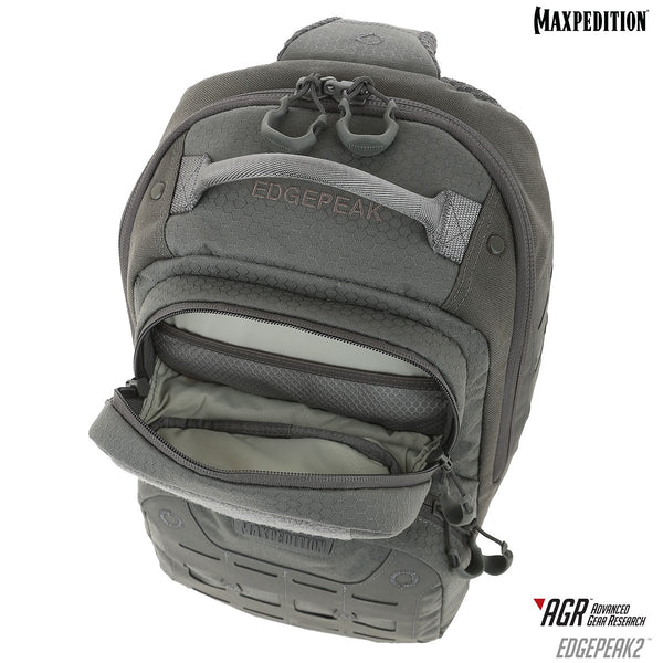 Edgepeak™ v2.0 Ambidextrous Sling Pack 15L (CLOSEOUT SALE. FINAL SALE.)