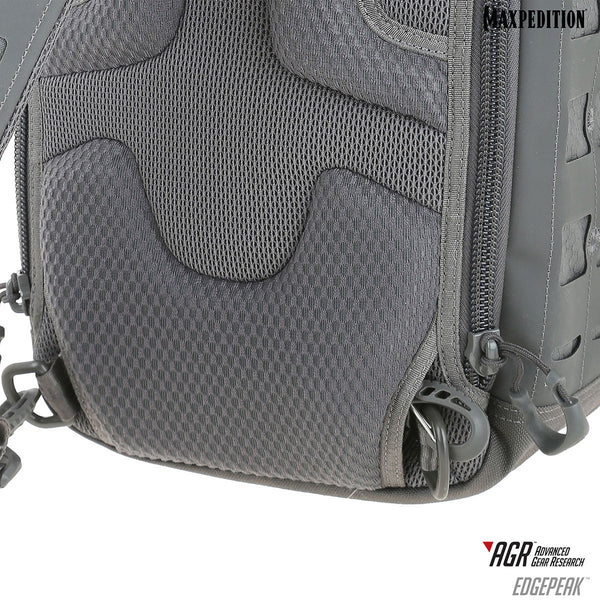 EDGEPEAK - Backpack, Tactical Gear, Maxpedition, Military, CCW, EDC, Tactical, Everyday Carry, Outdoors, Nature, Hiking, Camping, Police Officer, EMT, Firefighter, Bushcraft, Gear.