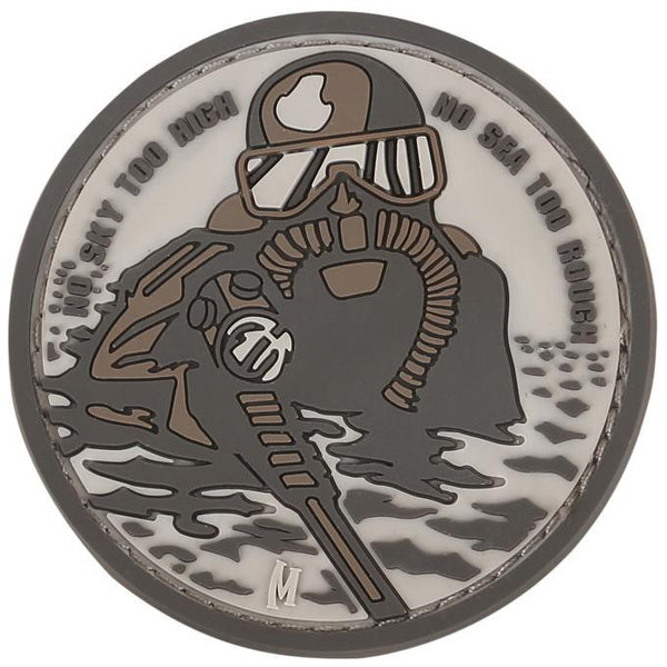 Frogman Morale Patch