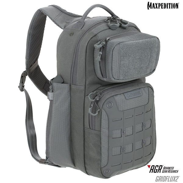 Gridflux™ v2.0 Ergonomic Sling Pack 18L (CLOSEOUT SALE. FINAL SALE.)