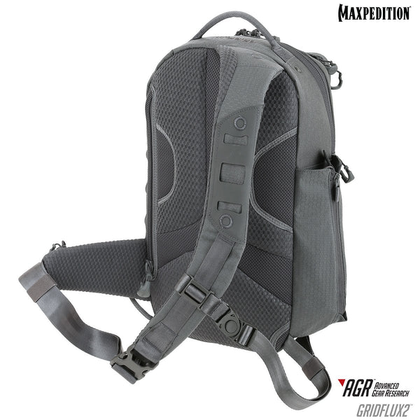 Gridflux™ v2.0 Ergonomic Sling Pack 18L (40% Off AGR. All Sales are Final)