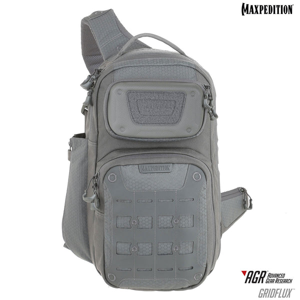 GRIDFLUX - MAXPEDITION, Backpack, EDC, Tactical, CCW, Outdoors, Hiking, Travel